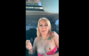 Periscope Chanelgrey69 showing her Boobs ON CAM