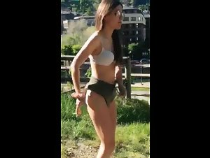 Periscope Acvernioole teasing with Girl Friend at Public 05-15-2019 15-41-49