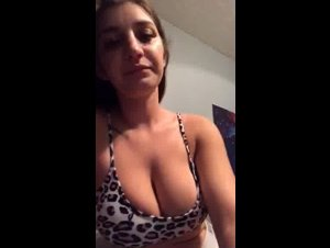 Periscope Natty98034867 teasing her Sexy Big Boobs and Ass 06-19-2019